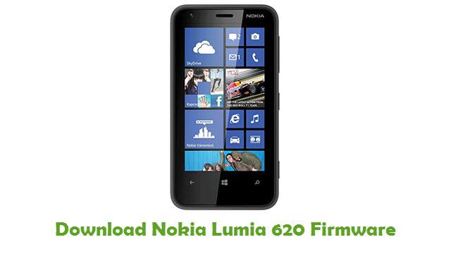 Download Nokia Lumia 620 Stock ROM