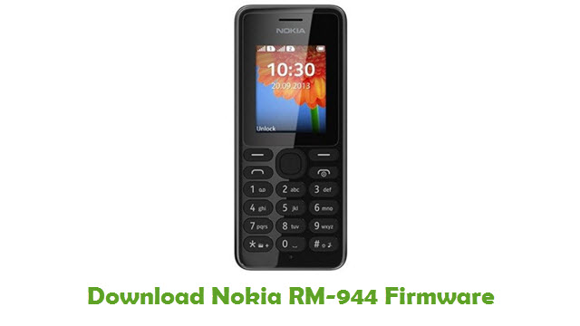 Download Nokia RM-944 Stock ROM