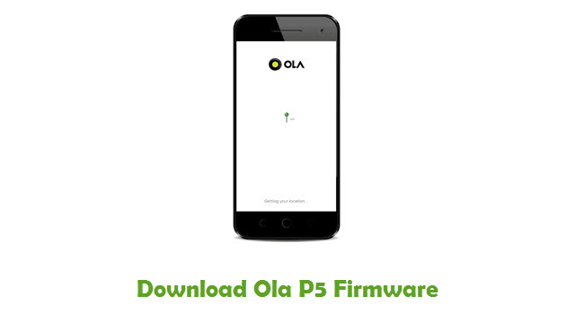 Download Ola P5 Firmware