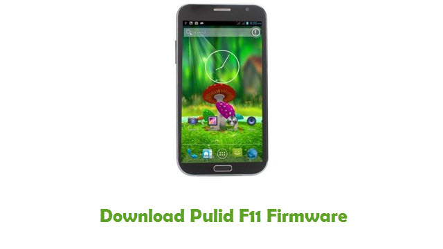 Download Pulid F11 Firmware