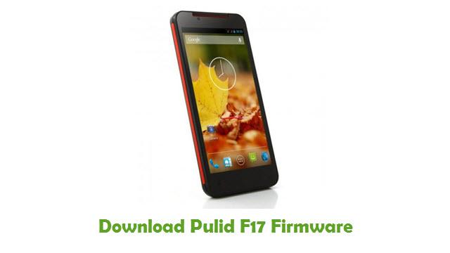 Download Pulid F17 Firmware