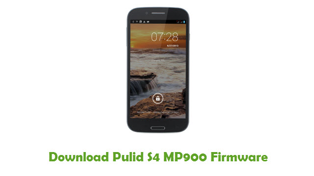 Download Pulid S4 MP900 Firmware