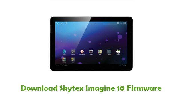 Skytex Imagine 10 Stock ROM