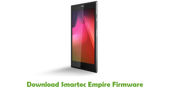 Download Smartec Empire Firmware
