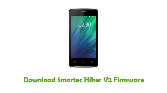 Download Smartec Hiker V2 Firmware