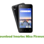Smartec Mica Firmware