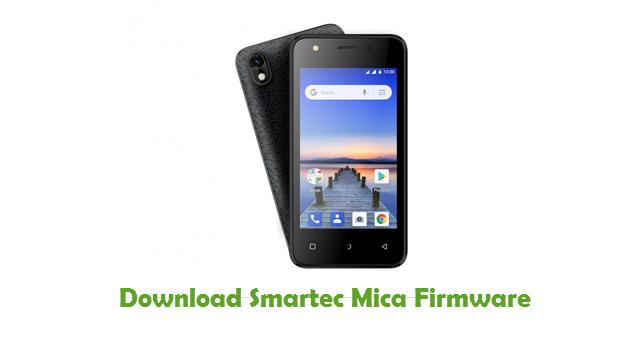 Download Smartec Mica Firmware