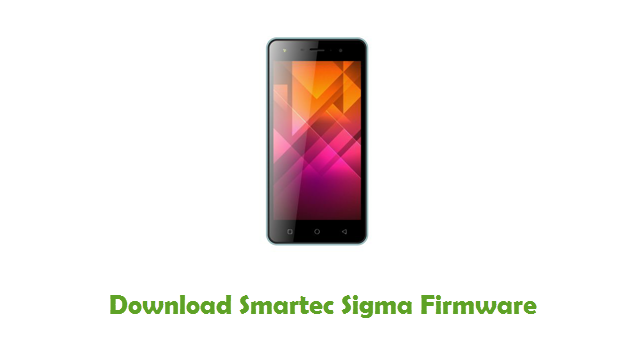 Download Smartec Sigma Firmware