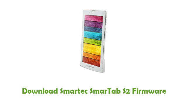Download Smartec SmarTab S2 Firmware