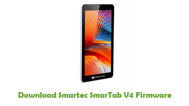 Download Smartec SmarTab V4 Firmware