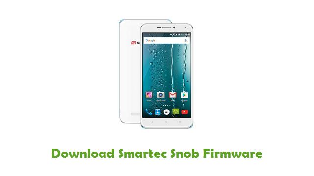Download Smartec Snob Firmware