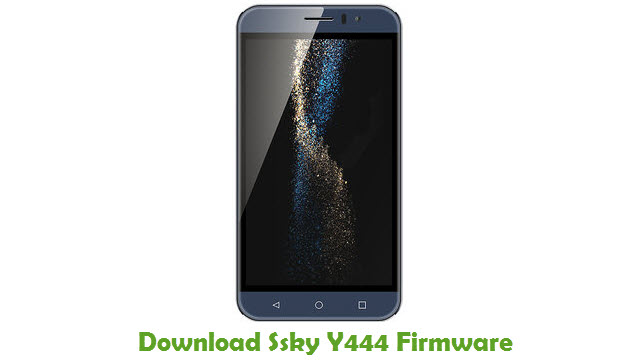 Download Ssky Y444 stock ROM