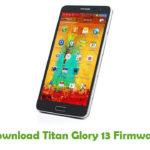 Titan Glory 13 Firmware