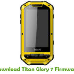 Titan Glory 7 Firmware