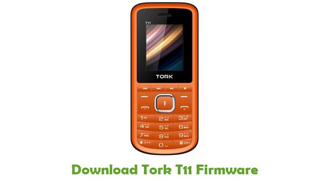 Tork T11 Stock ROM