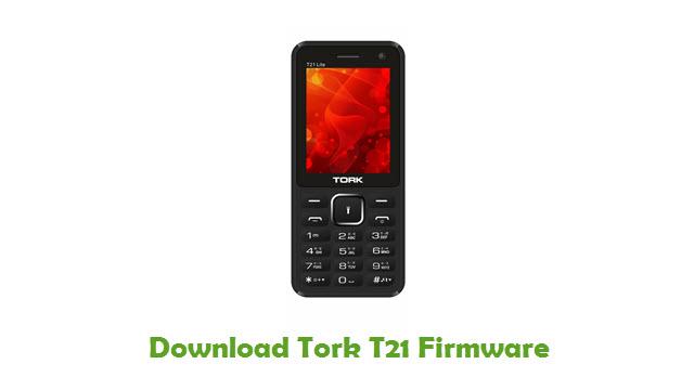 Tork T21 Stock ROM