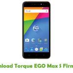 Torque EGO Max S Firmware