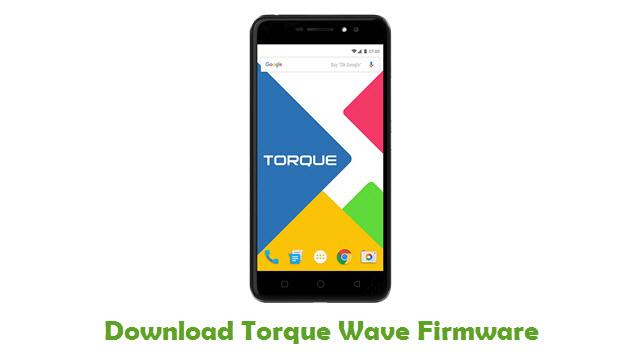 Torque Wave Stock ROM