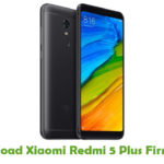 Xiaomi Redmi 5 Plus Firmware