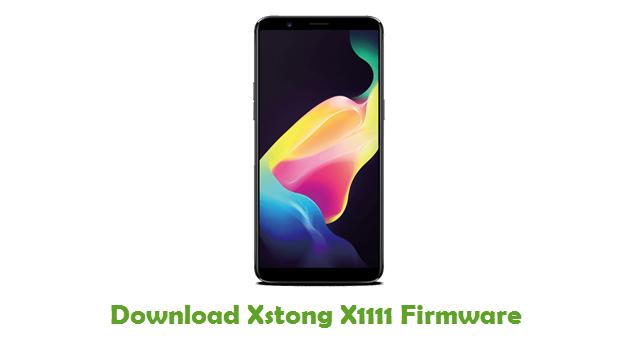 Download Xstong X1111 Firmware