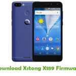 Xstong X189 Firmware