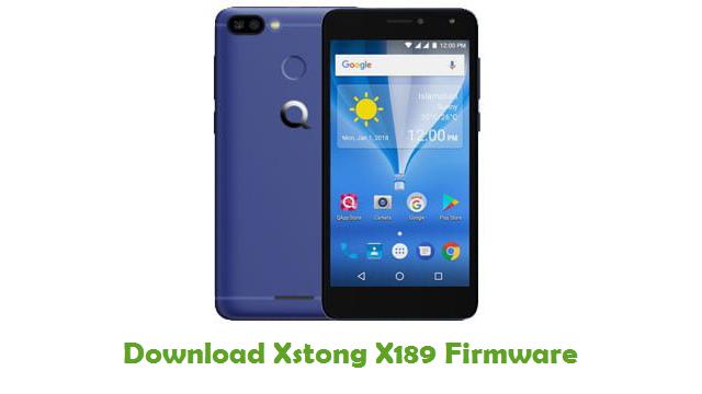 Download Xstong X189 Firmware