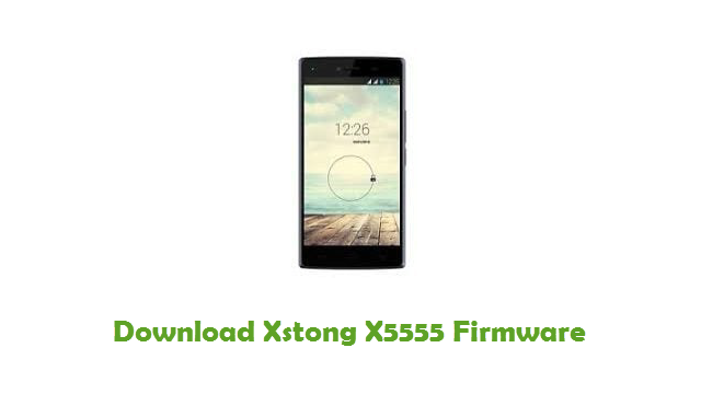 Download Xstong X5555 Firmware