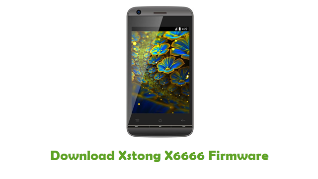 Download Xstong X6666 Firmware
