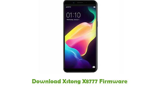 Download Xstong X8777 Firmware