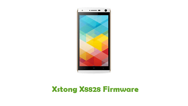 Download Xstong X8828 Firmware