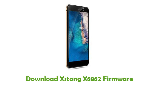 Download Xstong X8882 Firmware