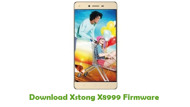 Download Xstong X8999 Firmware
