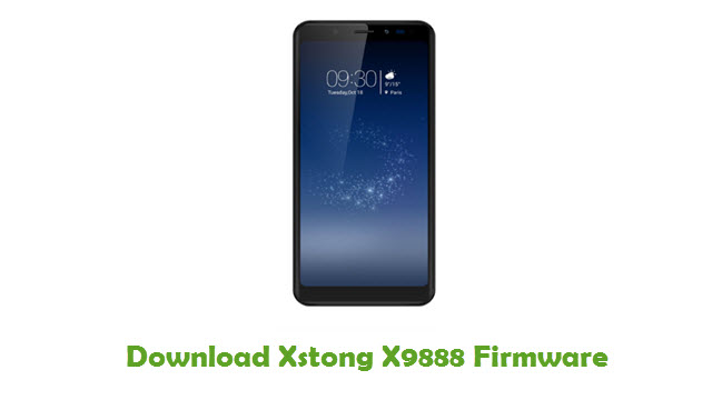 Download Xstong X9888 Firmware