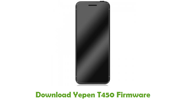 Download Yepen T450 Firmware