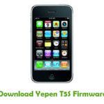 Yepen T5S Firmware