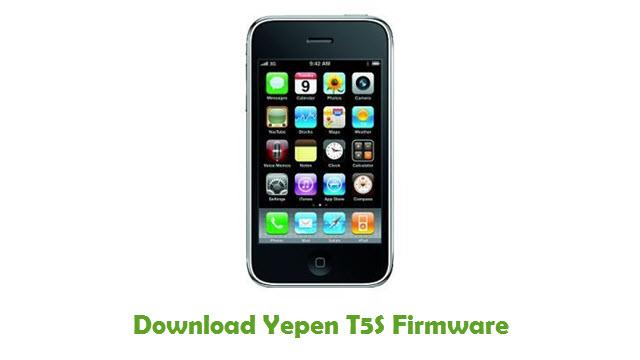 Download Yepen T5S Firmware