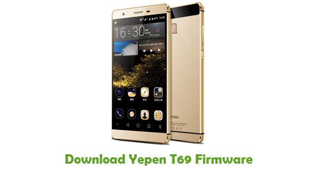 Download Yepen T69 Firmware