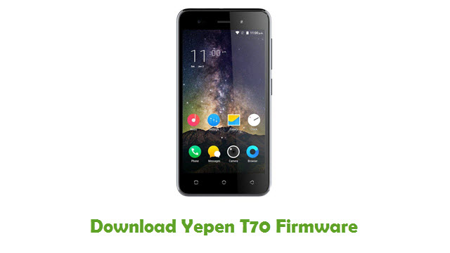 Download Yepen T70 Firmware