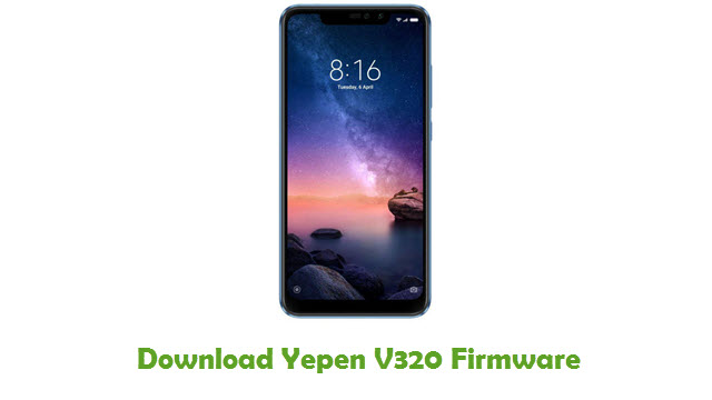 Download Yepen V320 Firmware