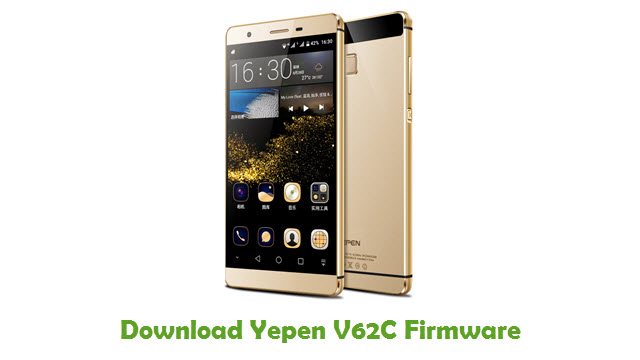 Download Yepen V62C Firmware