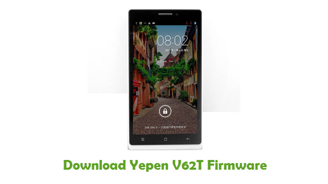 Download Yepen V62T Firmware
