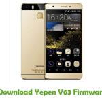 Yepen V63 Firmware