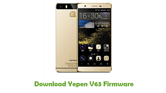 Download Yepen V63 Firmware