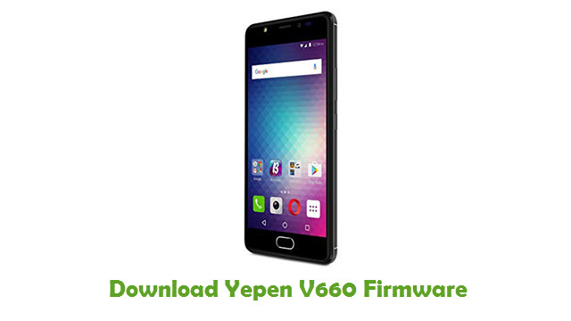 Download Yepen V660 Firmware