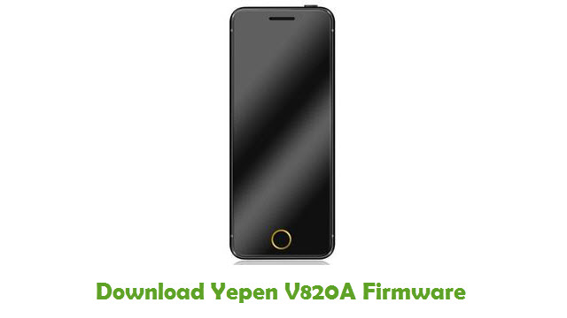 Download Yepen V820A Firmware