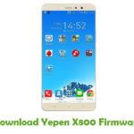 Yepen X800 Firmware