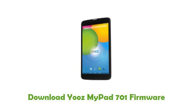 Download Yooz MyPad 701 Firmware