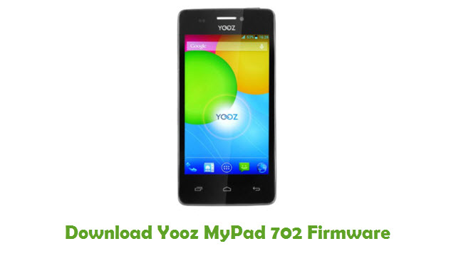 Download Yooz MyPad 702 Firmware