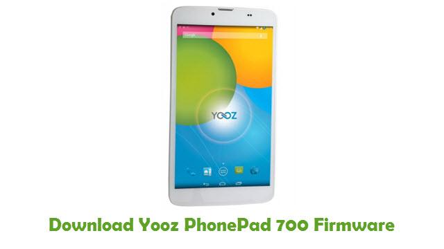 Download Yooz PhonePad 700 Firmware