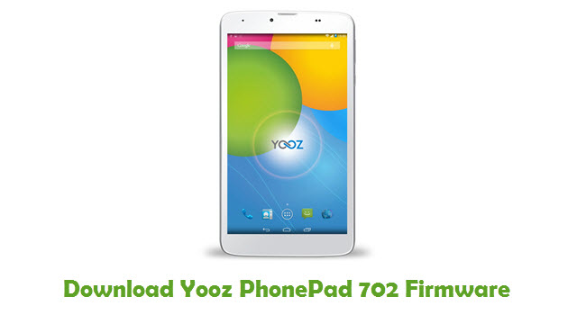 Download Yooz PhonePad 702 Firmware
